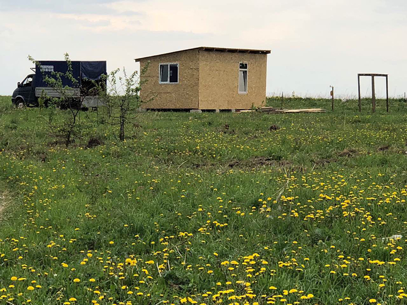 Братский дом в Подмосковье