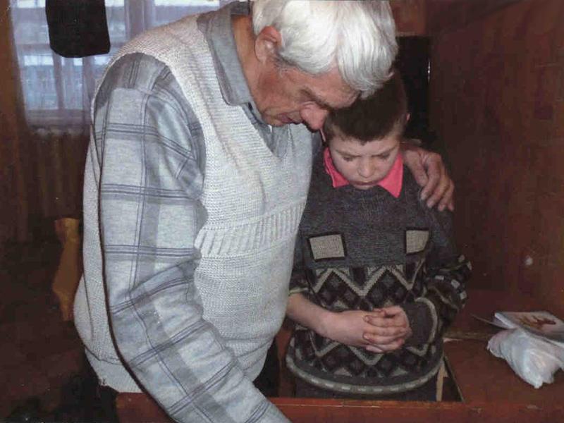 Молитва с ребенком