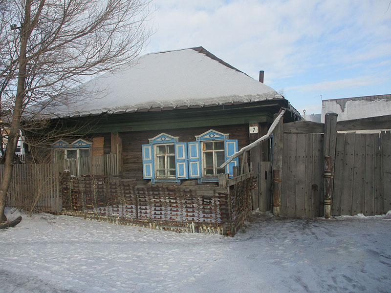 Братский дом Бийск